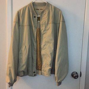 Vtg Bomber/Coat Jacket